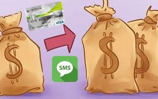 Как увеличить лимит по кредитной карте Сбербанка по СМС?