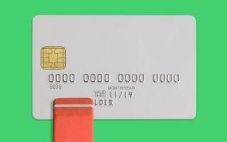 Неименная кредитка Сбербанка