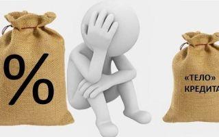 При досрочном погашении кредита гасится основной долг или проценты?
