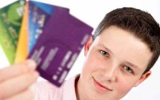 ТОП 3 кредитки для молодежи
