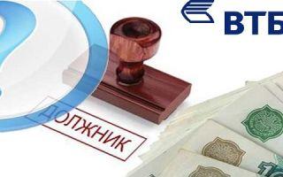 Что такое вынесение на просрочку кредитного договора ВТБ 24?