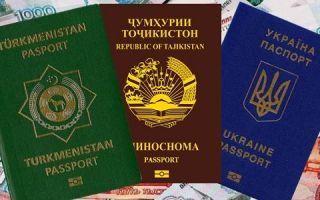 Как получить кредит с иностранным паспортом в России?