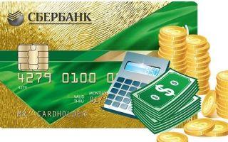 Как заработать на кредитной карте Сбербанка?