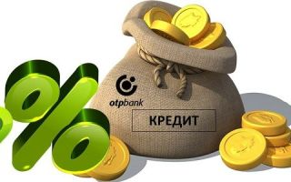 Процентная ставка по потребительскому кредиту ОТП Банка