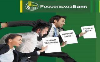 Кредит для юридических лиц в Россельхозбанке