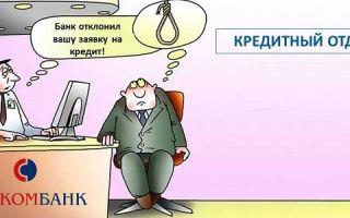 Как узнать, одобрен ли кредит в Совкомбанке?