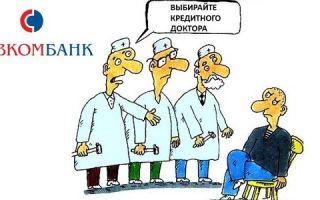 Как оформить программу «Кредитный доктор» от Совкомбанка?