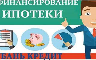 Рефинансирование ипотеки в Кубань Кредит