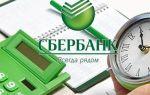 Кредит в Сбербанке на месяц без процентов