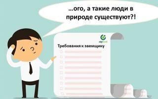 Требования к заемщику в ОТП Банке