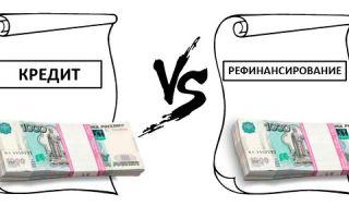 Что одобряют чаще: кредит или рефинансирование?