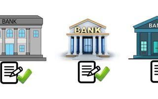 Как оставить заявку на рефинансирование во все банки?