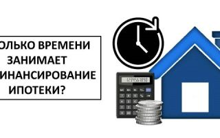 Сколько времени занимает рефинансирование ипотеки?
