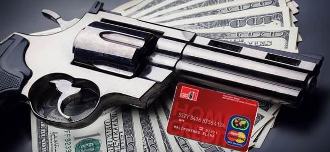Револьверный кредит карта