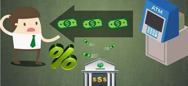 Тариф Сбербанка за снятие наличных с кредитной карты