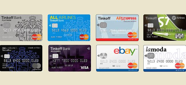 Описание кредитной карты Тинькофф