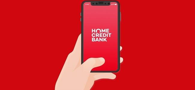 Личный кабинет мобильного банка Хоум Кредит
