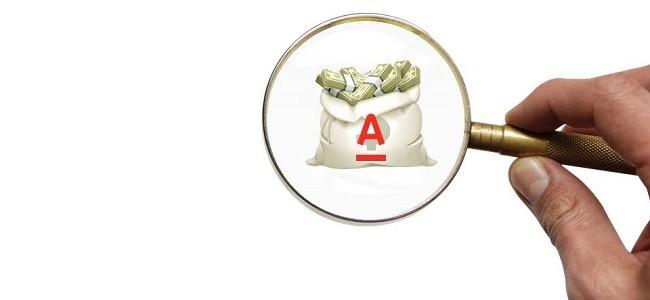 Минимальный кредит в Альфа Банке