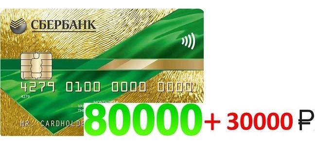 Автоматическое увеличение кредитного лимита по карте Сбербанка