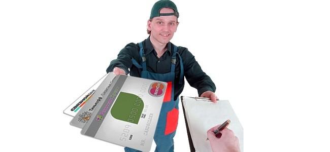 Кредитные карты пенсионерам с доставкой на дом