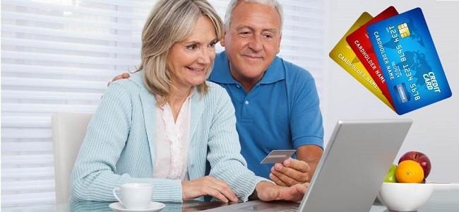 ТОП 5 кредитных карт для неработающих пенсионеров
