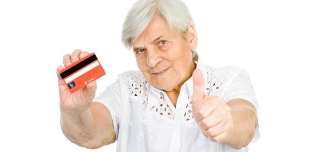ТОП 5 кредитных карт для пенсионеров до 70 лет