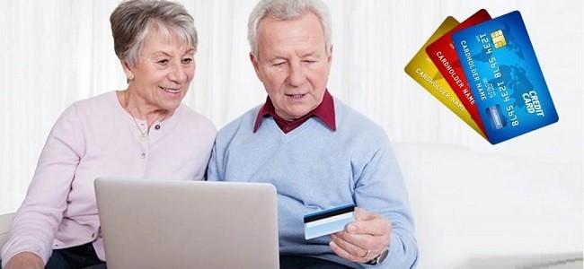 ТОП 5 кредитных карт для пенсионеров до 75 лет