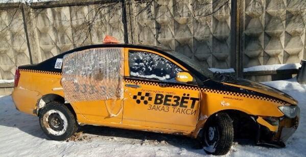 после работы в такси машина теряет в стоимости
