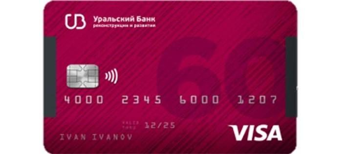 Наличная кредитка УБРиР