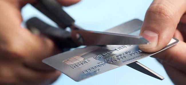 Что будет, если разрезать кредитную карту