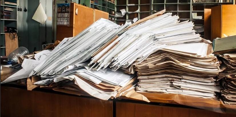 соберем пакет бумаг