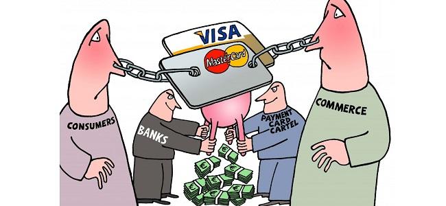 комиссия за обслуживание кредитки