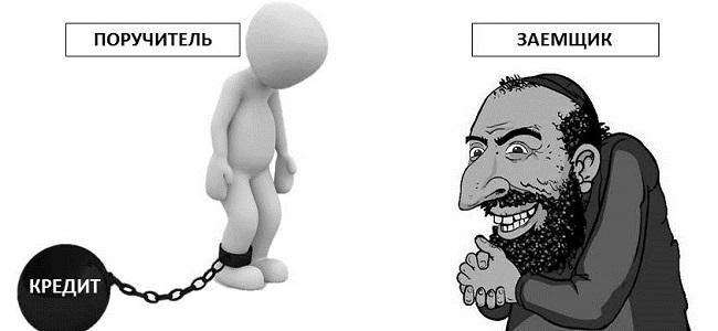 Как поручителю узнать, оплатил ли заемщик кредит