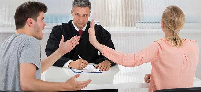 раздел имущества и кредитов в судебном порядке