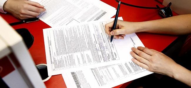 оформляем документы на рефинансирование